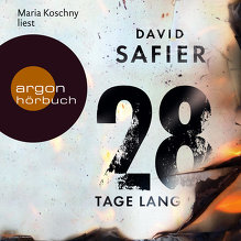 Safier, 28 Tage lang (Cover)