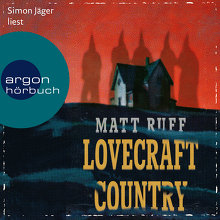 Ruff, Lovecraft Country (Cover)