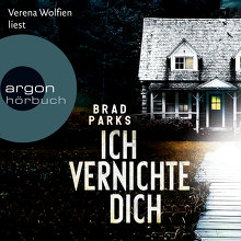 Parks, Ich vernichte dich (Cover)