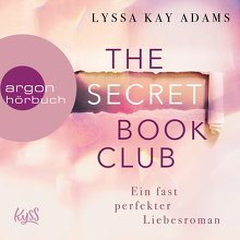 Adams, The Secret Book Club - Ein fast perfekter Liebesroman (Cover)