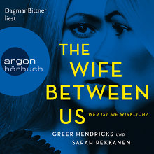 Pekkanen, The Wife Between Us (Cover)