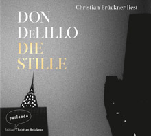 DeLillo, Die Stille (Cover)